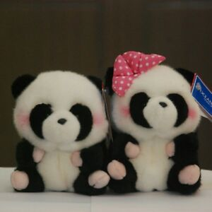 Details About Cute Stuffed Animal Panda Soft Toy Doll Valentines Gift Christmas Birthday Idea