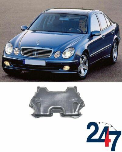 Bajo Cubierta Del Motor Protección contra salpicaduras de ajuste compatible con Mercedes Benz E W211 02-06