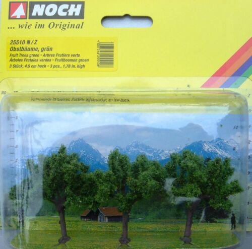 Encore 25510 N//z arbres fruitiers vert-NEUF