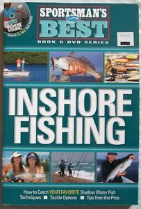 Sportsman's Best Book & DVD Inshore Fishing Tackle Tips
