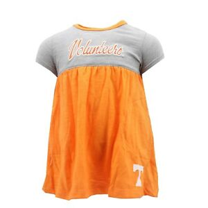 Tennessee-Volunteers-NCAA-Official-Baby-Infant-Girls-Size-Dress-New-with-Tags