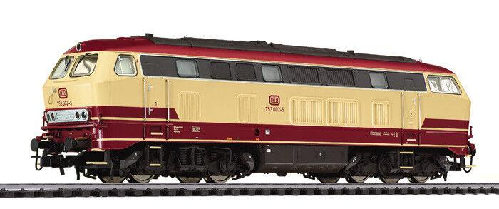Liliput 132029 H0 Locomotive Diesel, Br 753, DB, Ep.v Dc