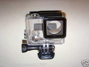Underwater Housing standard Slim Case Genuine Gopro Hero 3s, & 4 black