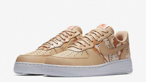 gorące nowe produkty świetne okazje 2017 2018 buty Mens Nike Air Force 1 ´07 LV8 823511-202 Bio Beige NEW Size 7.5