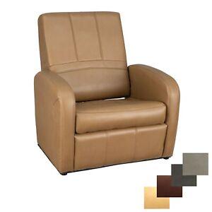 Awe Inspiring Details About Recpro Charles Rv Gaming Chair Ottoman With Storage Rv Furniture Toffee Frankydiablos Diy Chair Ideas Frankydiabloscom