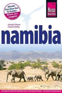 REISEFUHRER-NAMIBIA-2016-17-Botswana-Zambia-v-Reise-Know-How-wie-neu-ungelesen