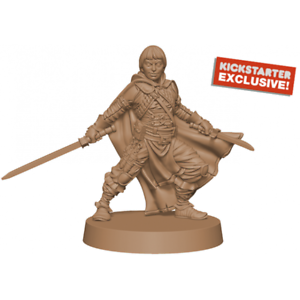 LIAM    ZOMBICIDE GREEN HORDE  - COOL MINI OR NOT