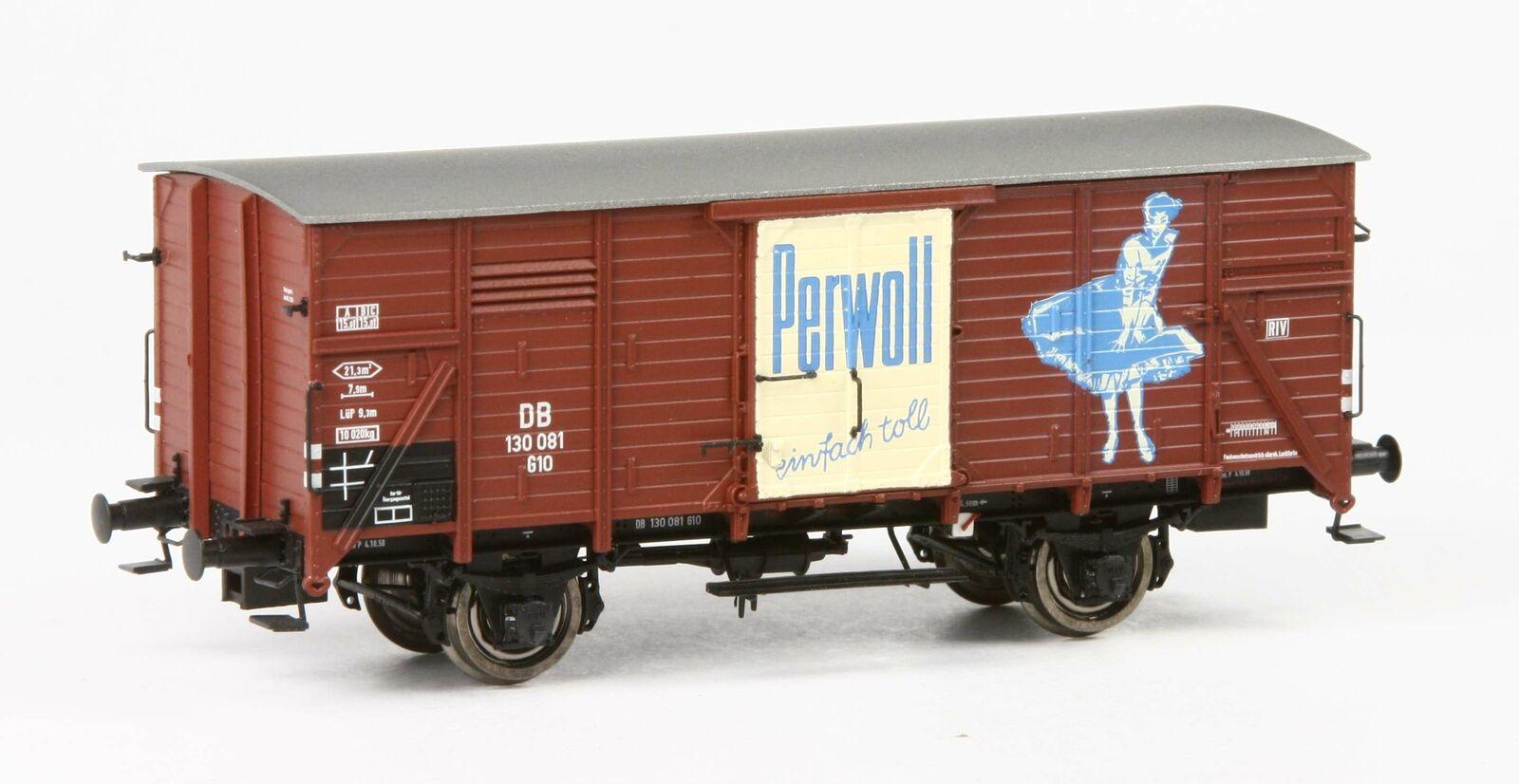 Brawa h0 49075 DB III g10 perwoll colección OVP
