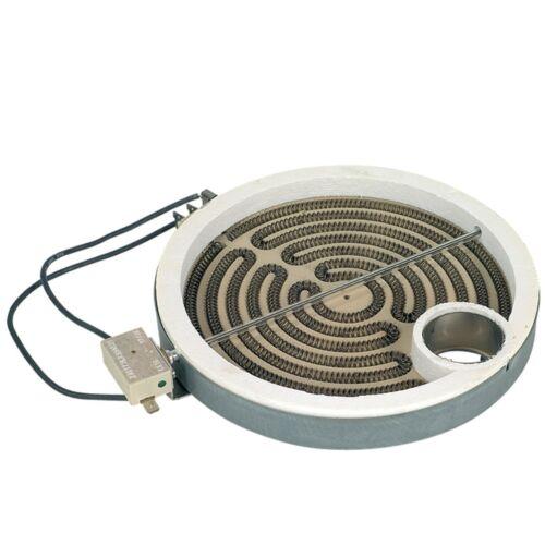 Plaque cuisson radiateur 1800w 230v ego 1058113032 cuisinière comme bosch siemens 00647881