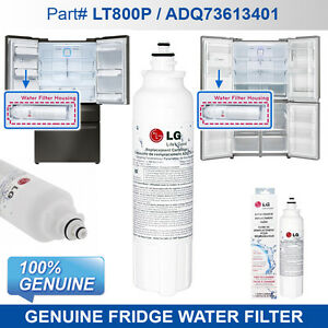 Genuine Replacement Fridge Filter for  LG ADQ73613401, LT800P  Original OEM part