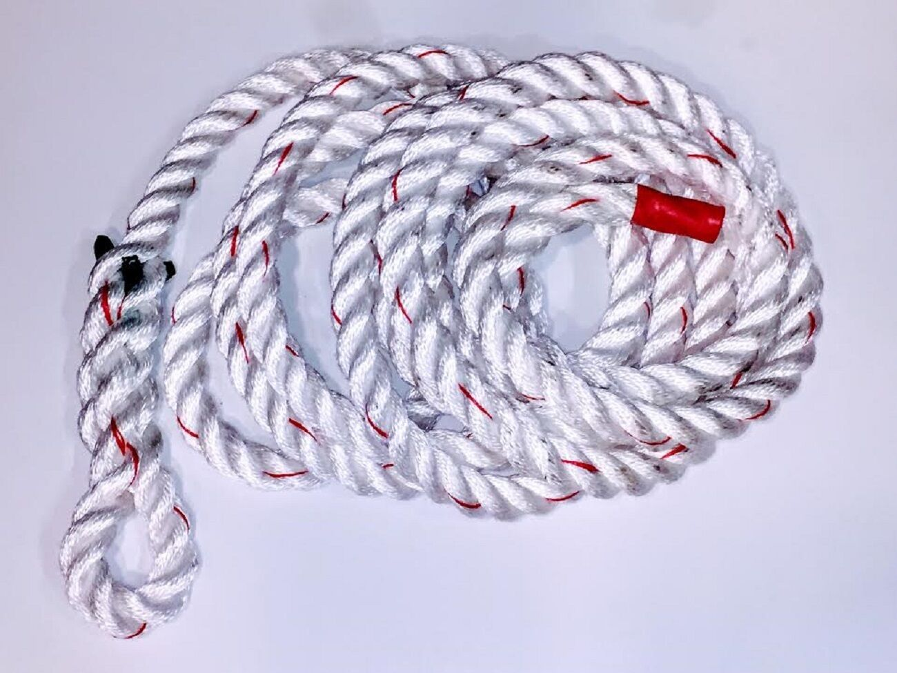 Rope Fit Poly Dacron Gym Climbing Rope 20ft
