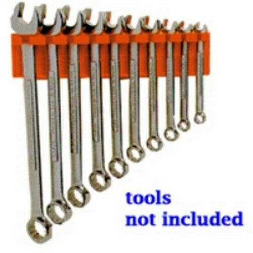 Mechanics Time Saver 684 Orange Wrench Holder   10-19mm
