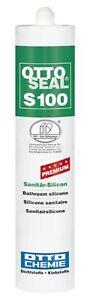 Ottoseal-S100-Gris-Rojo-300ML-Premium-Silicona-Sanitario-Fugas-Bano-Cocina-Lz