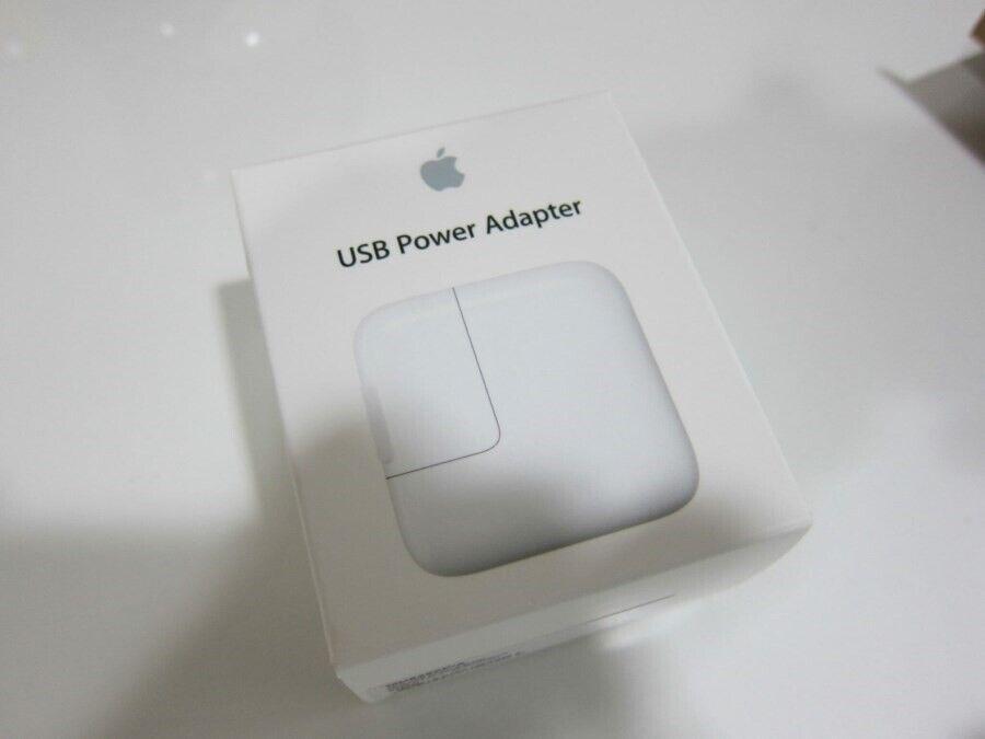 Adapter, Apple Adapter 12W Power Adapter Hvid