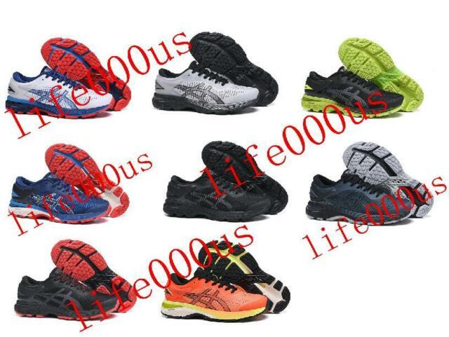 New style Asics Men's Gel Kayano 25 SP shock absorption Running Shoe Multicolor