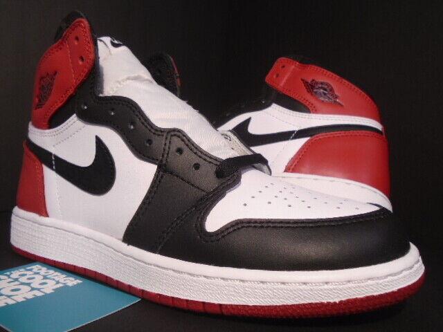 air jordan 1 og high black toe