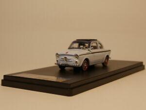PREMIUM-X-1-43-PR0020-NSU-FIAT-Weinsberg-500-1960-Resin-car-model