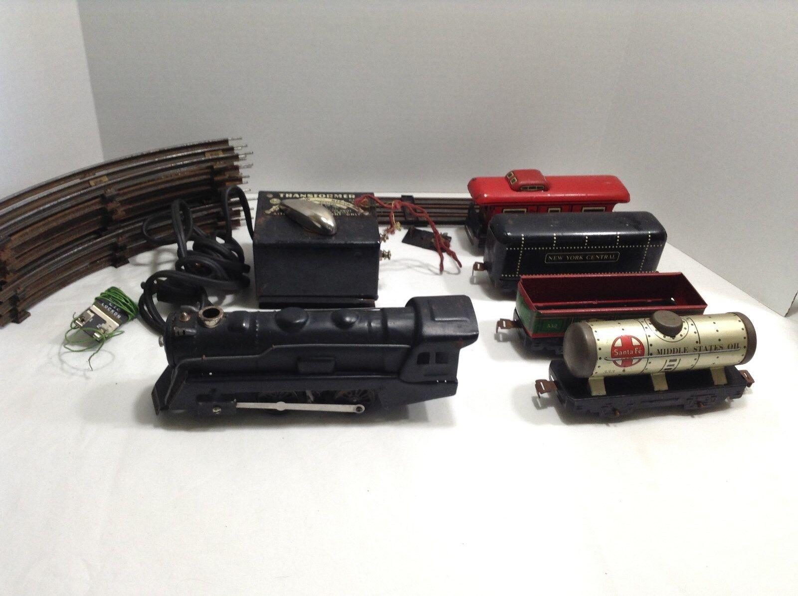 centro comercial de moda Vtglouis Marx & Co optimizar Conjunto Conjunto Conjunto de Tren Eléctrico Modelo 8994 o calibre sin probar  venta de ofertas