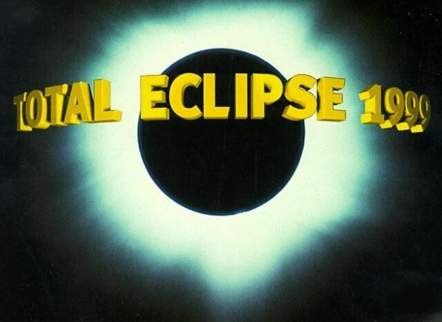 Total Eclipse 1999, Unnamed, Unnamed, Like New, Paperback