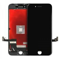 Vitre Tactile Iphone 7 / 7 Plus + Ecran Lcd Retina Sur Chassis Noir Ou Blanc