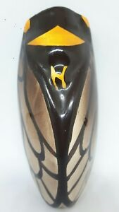 SMALL-VINTAGE-FRENCH-CICADA-WALL-VASE
