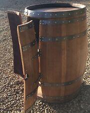 In rovere massello Vino Barrel Gabinetto le vasche da | | PATIO tabelle | MOBILI DA GIARDINO