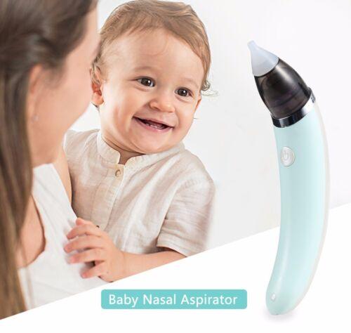 746 Sûr Bébé Mouche-Nez Électrique Nez Nettoyant Sniffling Équipement bébé