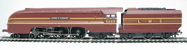 exclusivo Hornby R2179 R2179 R2179 LMS 4-6-2 Coronation Class Loco '6225 Duchess of Gloucester'  NMIB  bienvenido a elegir