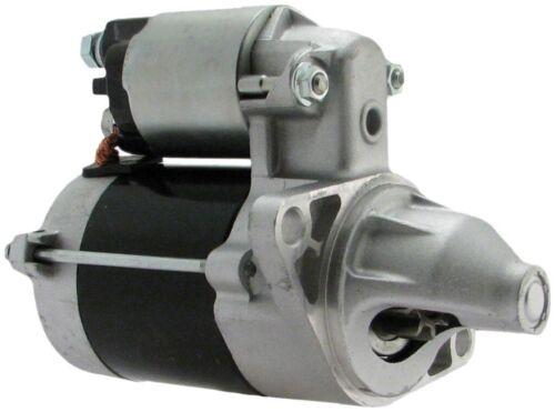 New Starter Kawasaki Mule ATV KAF300 500 520 550 KAF 300 286cc 128000-9980