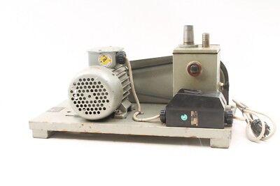 Alte Ddr Pumpe Vakuumpumpe Funktionstüchtig Old Vintage Pumpe 2m³/h