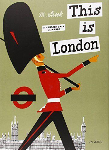 1 of 1 - This is London (This Is . . .) By Miroslav Sasek