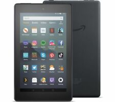 AMAZON Fire 7 Tablet (2019) - 16 GB, Black - Currys