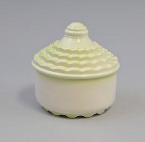 9959195-Porcelain-Container-Art-Deco-Light-Green-Ens-12x12-5cm