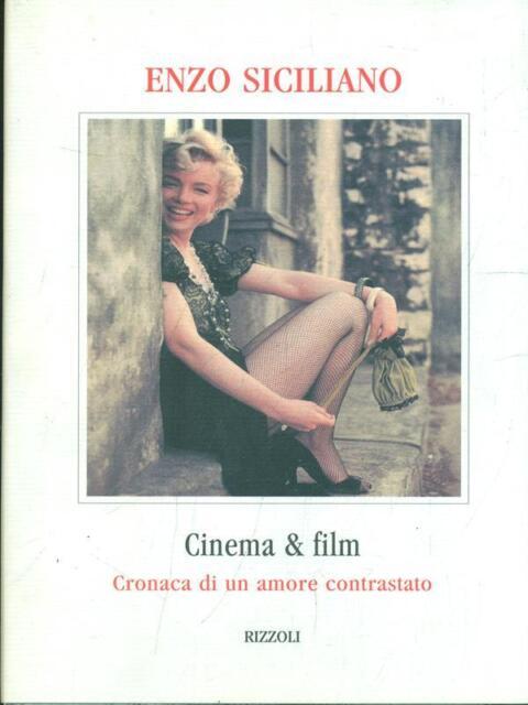 CINEMA & FILM  ENZO SICILIANO RIZZOLI 1999 LA SCALA