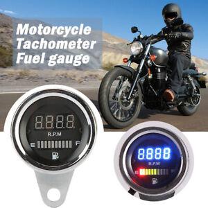 Led Tachometer Fuel Gauge For Yamaha V Star 650 950 1100 1300 Classic Custom