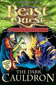 Beast-Quest-Master-Your-Destiny-The-Dark-Cauldron-by-Adam-Blade-Paperback-Boo