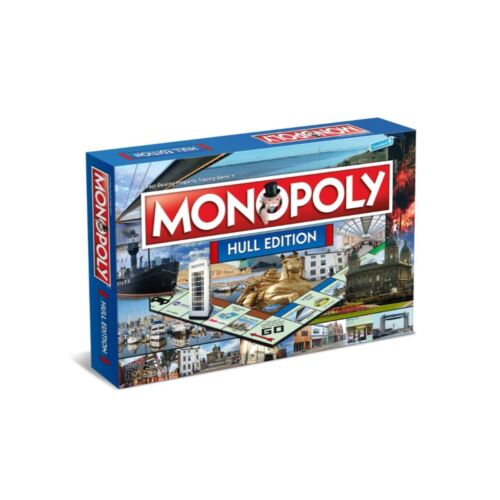 Coque Monopoly Board Game