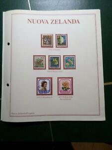 NOUVELLE-ZELANDE-NEW-ZELAND-LOT-timbres-obliteres-et-ou-neufs-VF-STAMPS