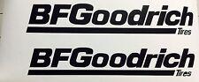 BFGoodrich Tires Vinyl Decal Sticker All Mud Terrain KO2 Rock Crawler Jeep Two