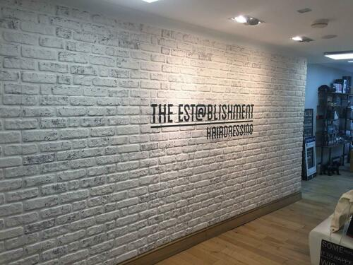 3D Mur Plafond Panneau-Mur en briques Design Polystyrène Dalles 50x100cm-ST-115
