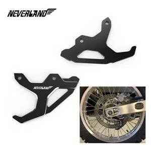 CNC-Black-Rear-Brake-Disc-Guard-For-Honda-CR125R-250R-CRF250R-CRF450R-CRF450RX