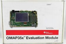Texas Instruments Omap35x Evaluation Module Beta Power Supply Software Used