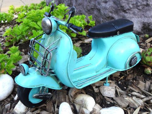 Roller Scooter Piaggio Vespa Simson Moped Blech Retro Nostalgie Deko Geschenk