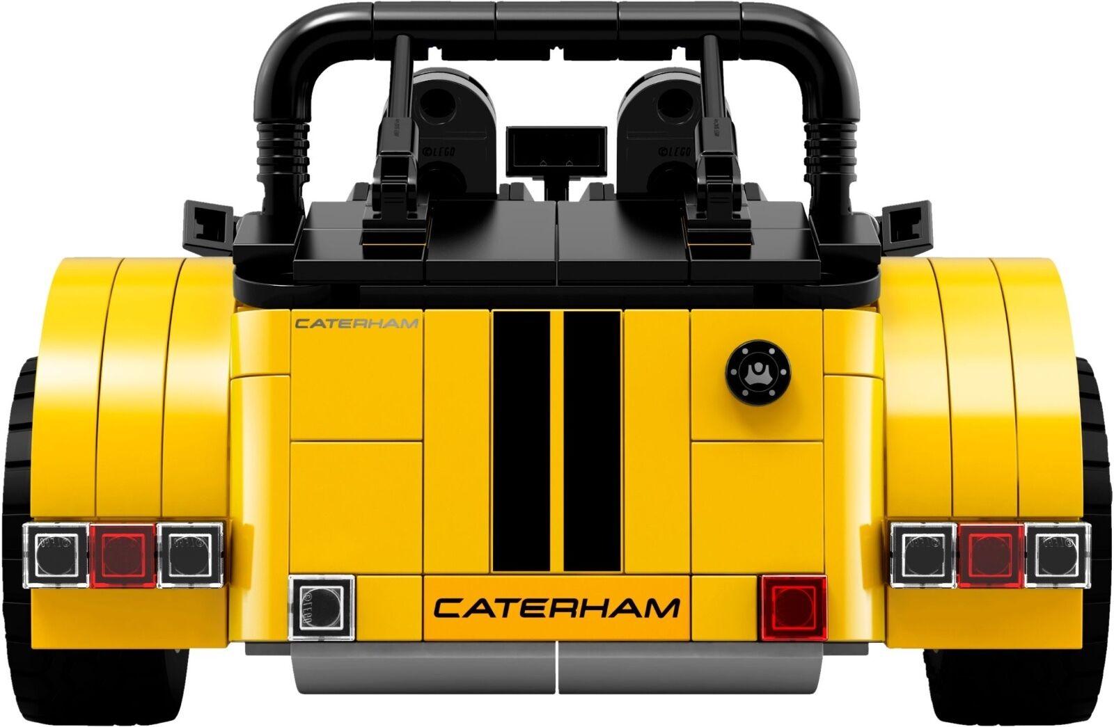 LEGO® Ideas Ideas Ideas 21307 Caterham Seven 620R NEU OVP NEW MISB NRFB 49b9a9