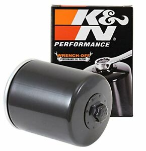 K/&N Engineering Oil Filter KN-171B Black Harley Davidson//Buell