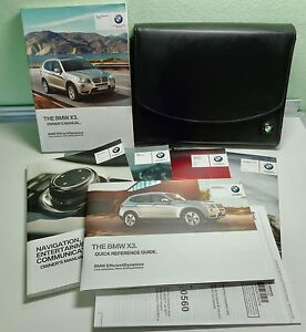 oem 2014 bmw x3 owners manual owner s manual book navi book bmw rh ebay com 2013 bmw x3 owners manual pdf 2015 bmw x3 owners manual