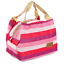Thermal-Portable-Insulated-Cold-Canvas-Stripe-Picnic-Tote-Carry-Case-Lunch-Bag thumbnail 15