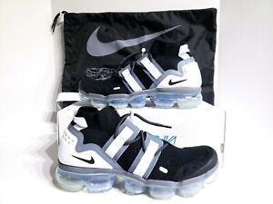 low priced c95b8 2cdbf Image is loading Nike-Air-VaporMax-FK-Utility-Flyknit-Black-Cool-