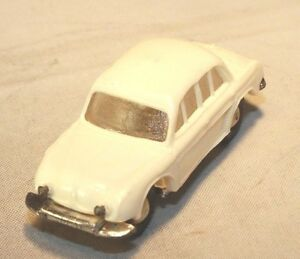 Image Is Loading 1959 Renault Dauphine Ho Scale Anguplas Mini Cars