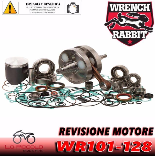 KTM XC 200 2008 2009 Wrench Rabbit Set Révision Moteur Arbre + Piston